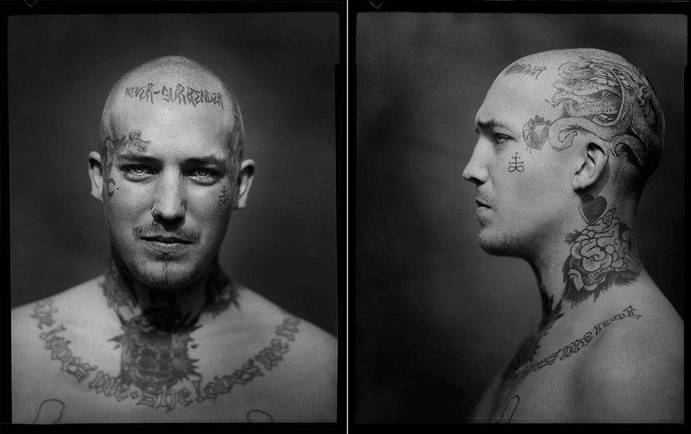 robin tatuerad man av jenny blad