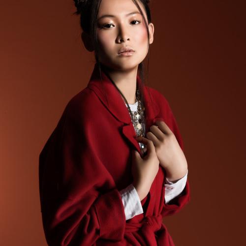 studiofotografering asiatisk