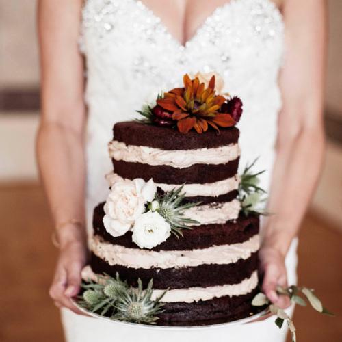 bröllopstårta på villa överås