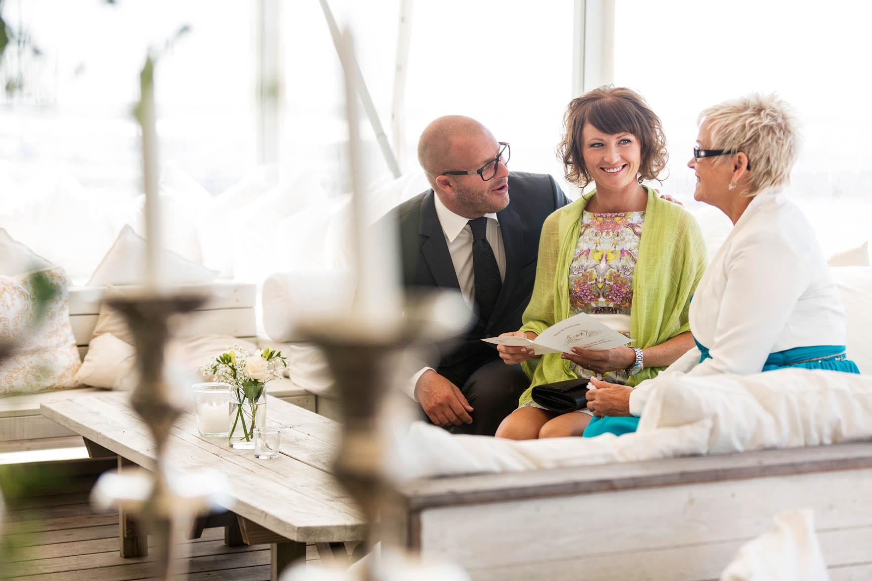 Bröllop på långedrags värdshus
