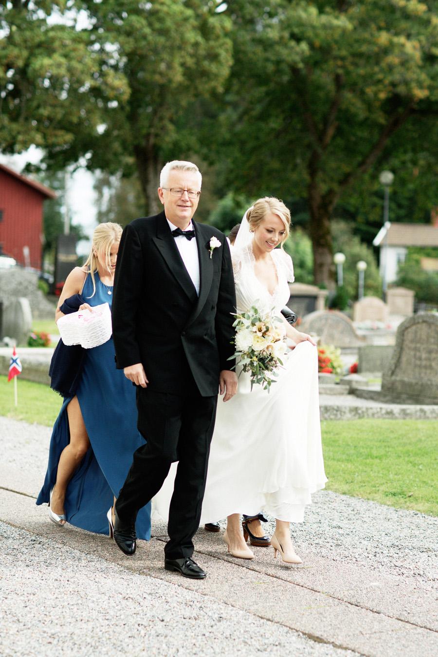 bröllop i västerlanda kyrka