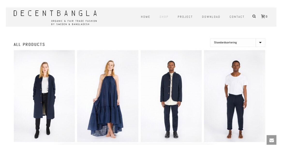 Modefotografering Decentbangla